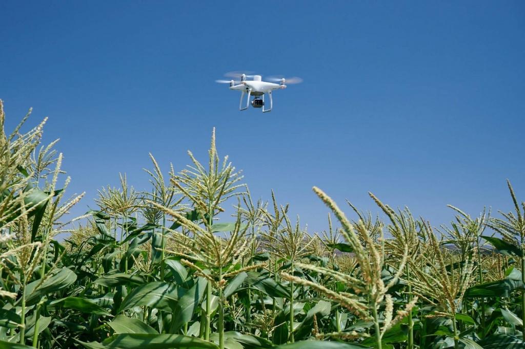 Точность сельскохозяйственных операций